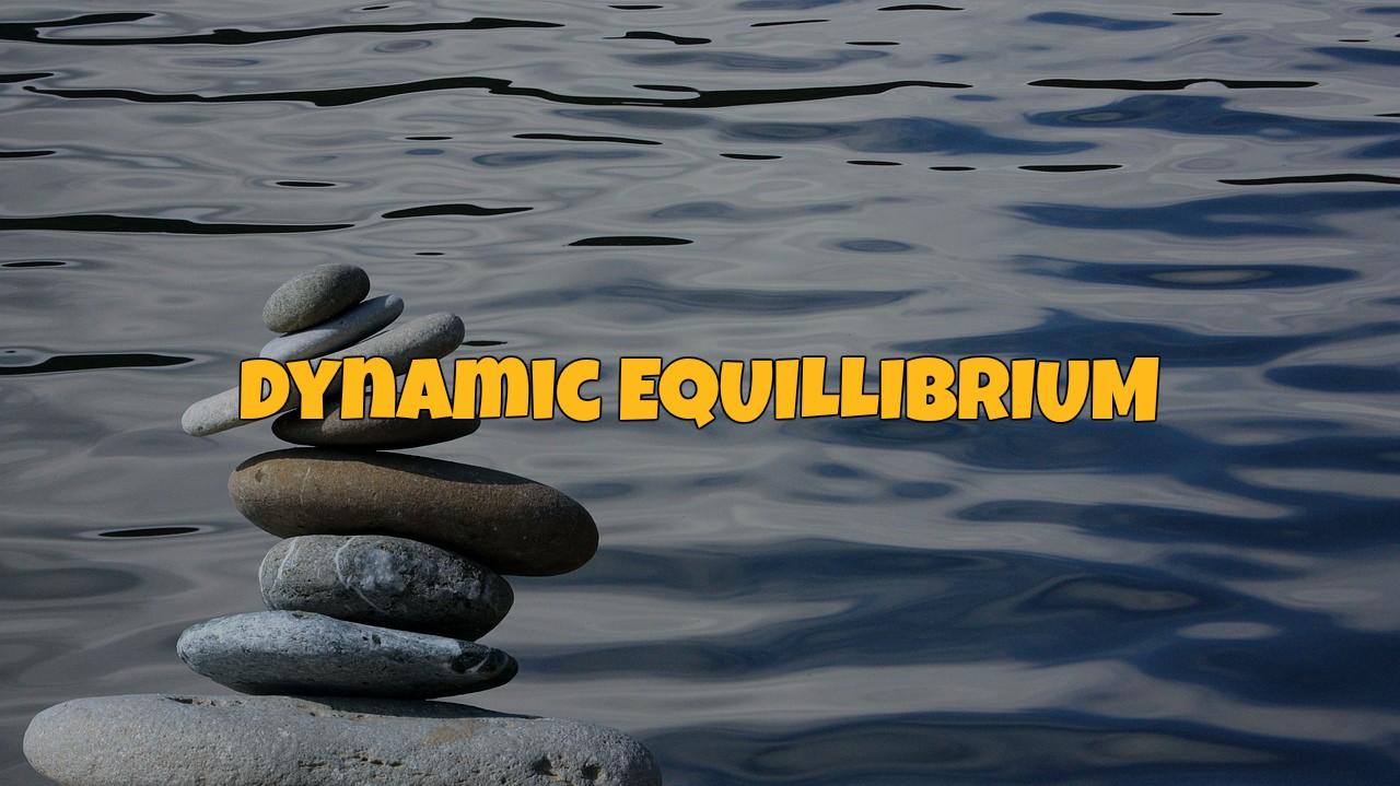 dynamic equillibrium