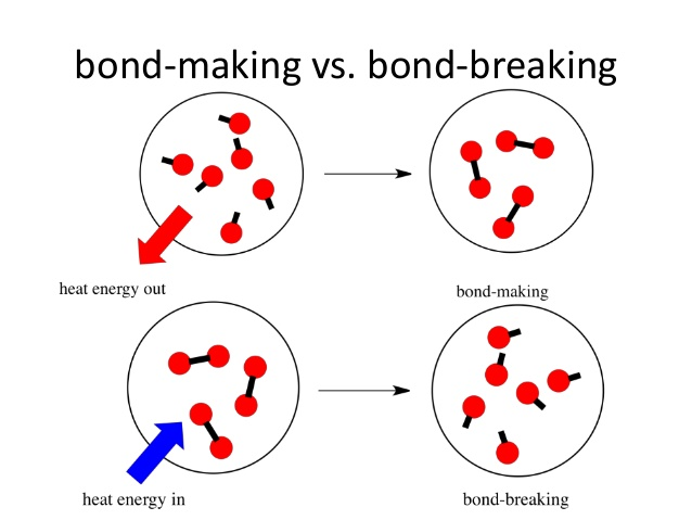 bond making vs bond forming